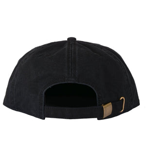 CL Logo Dad Hat - Black on Black