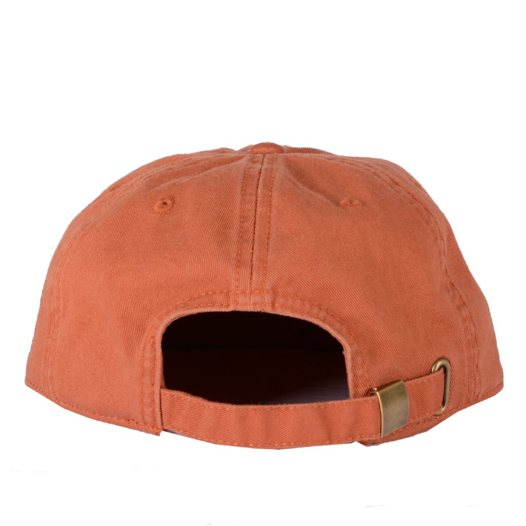 CL Logo Dad Hat - Burnt Orange