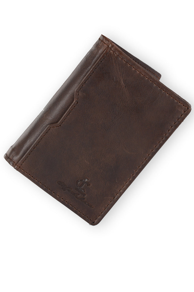 Vintage Wallet - Brown