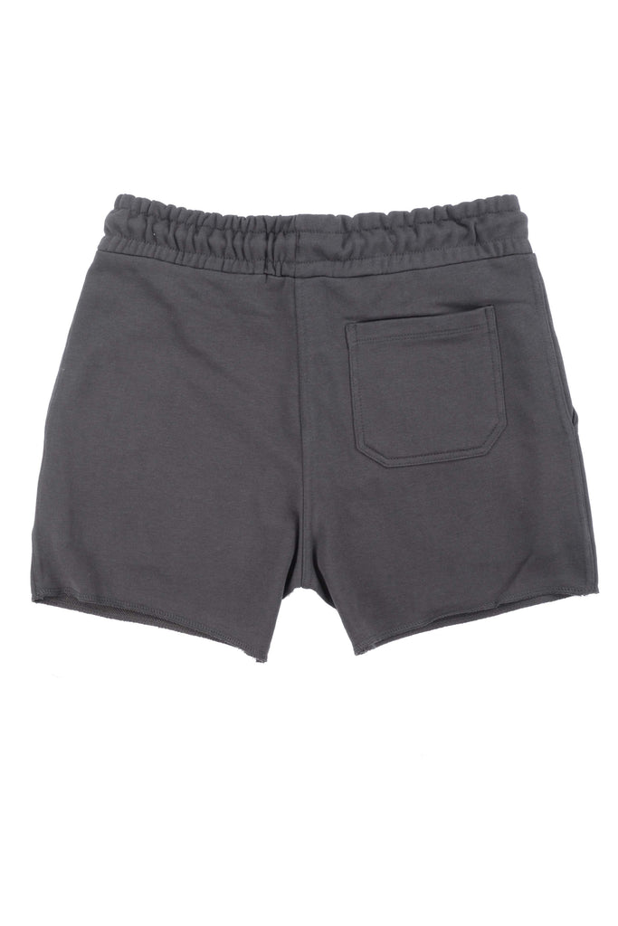 Leg Day Short Shorts // Coal