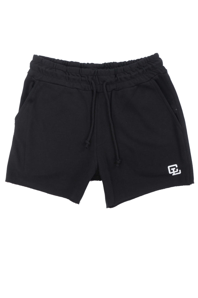 Leg Day Short Shorts // Black