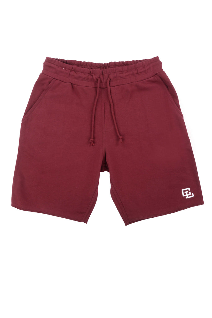 Everyday Shorts // Burgundy