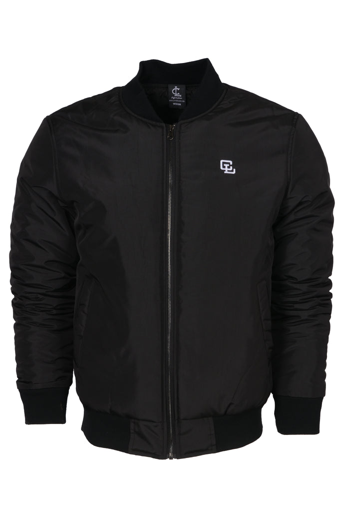 Bomber Jacket // Black