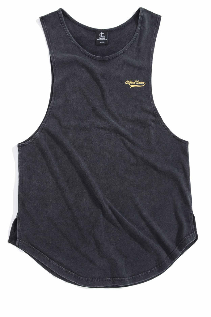 All-Star Vintage Muscle Tank // Washed Midnight Blue