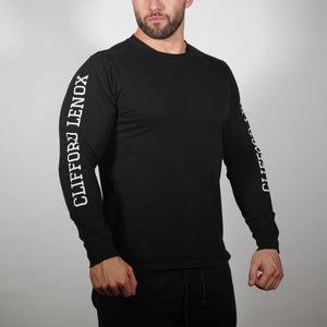 Clifford Lenox Long Sleeve - Black