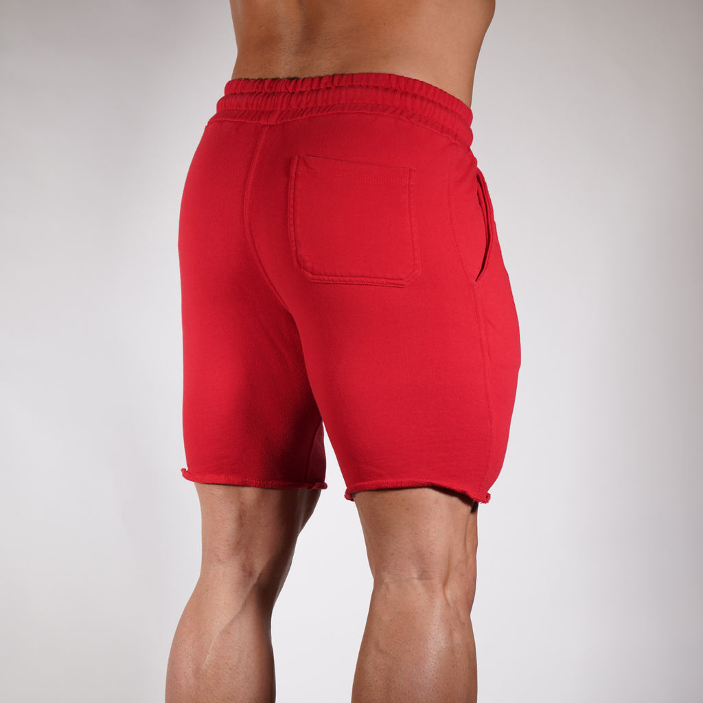 Everyday Shorts // Red