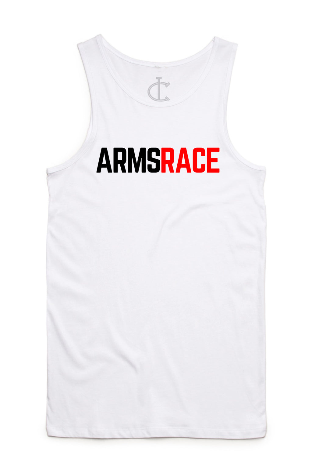 ArmsRace Tank Top - White
