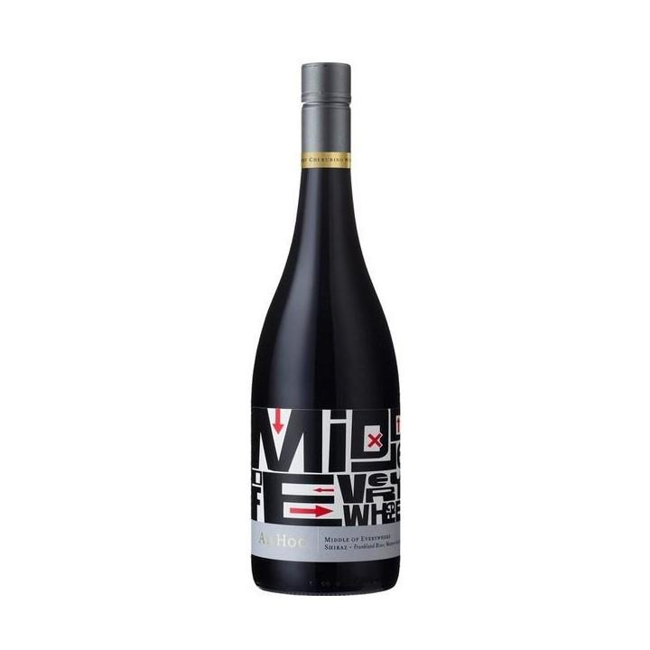 Ad Hoc 'Middle of Everywhere' Shiraz 750ml