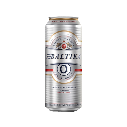 Baltika 0 450ml Can