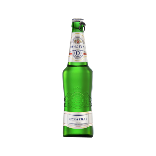 Baltika 0 470ml Bottle