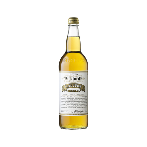 Bickfords Lime Cordial 750ml