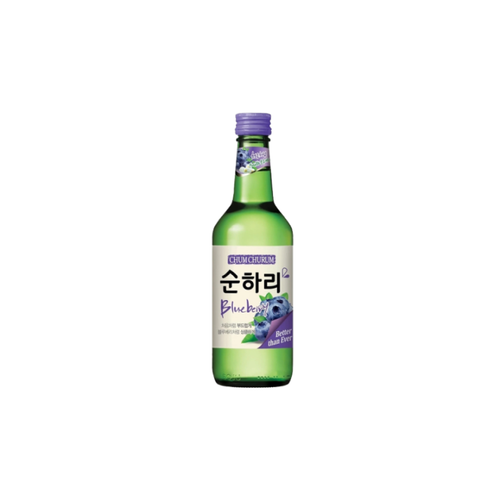 Chum Churum Soju Blueberry 360ml