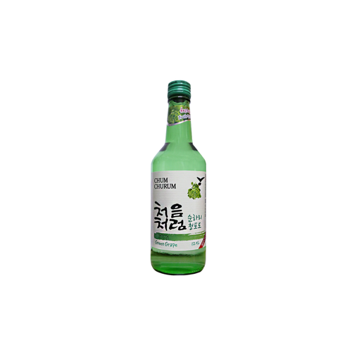 Chum Churum Soju Grape 360ml