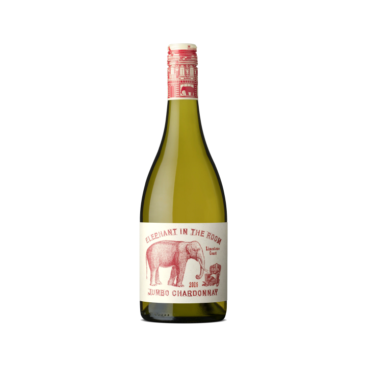Elephant in the room Chardonnay 750ml