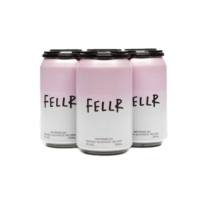 Fellr Watermelon Seltzer 375ml