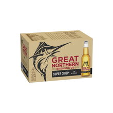 Load image into Gallery viewer, Great Northern Super Crisp 330ml