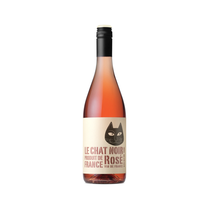 Le Chat Noir Rose 750ml