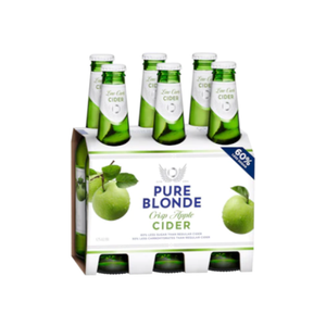 Pure Blonde Cider 6 pack 355ml