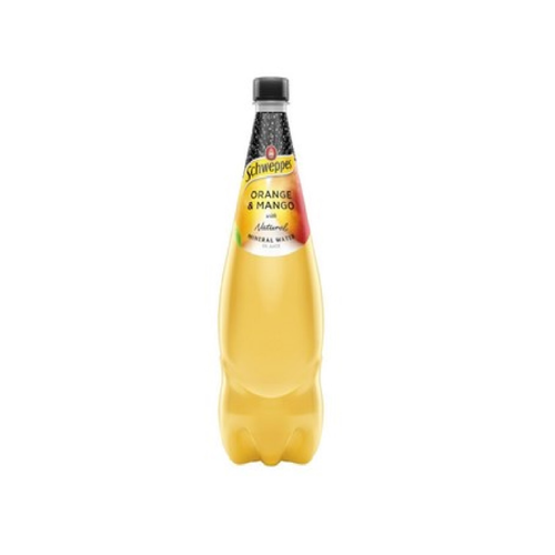 Schweppes Orange & Mango 1.1L