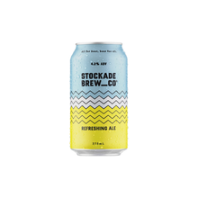 Load image into Gallery viewer, Stockade Refreshing ale 375ml