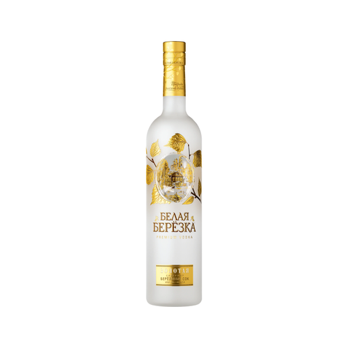 White Birch Gold Vodka 700ml