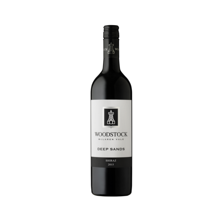 Woodstock 'Deepsands' Shiraz 750ml