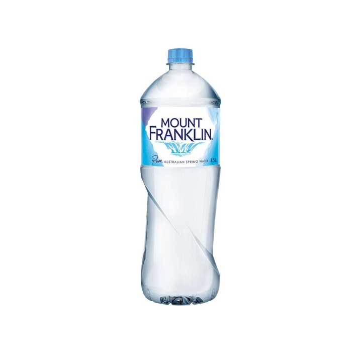 Mount Franklin Still Water 1.5L