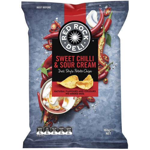 Red Rock Sweet Chilli Sour Cream
