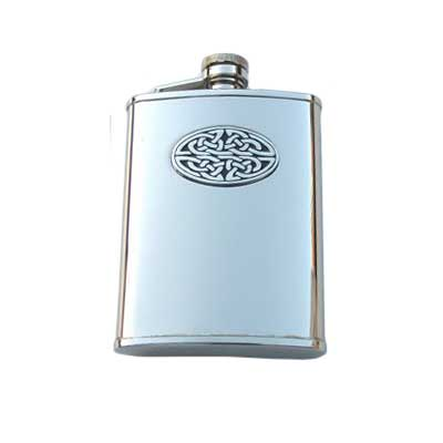 Celtic Hip Flask