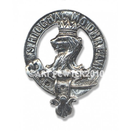 Clan Badge, M-Z