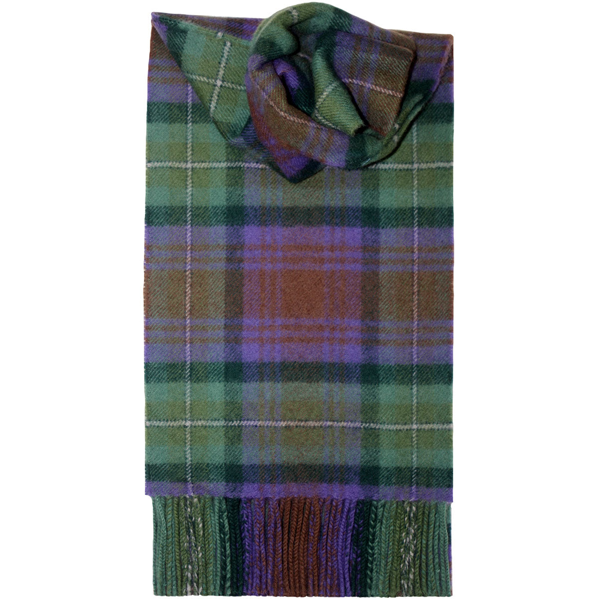 Wool Scarf, Isle of Skye
