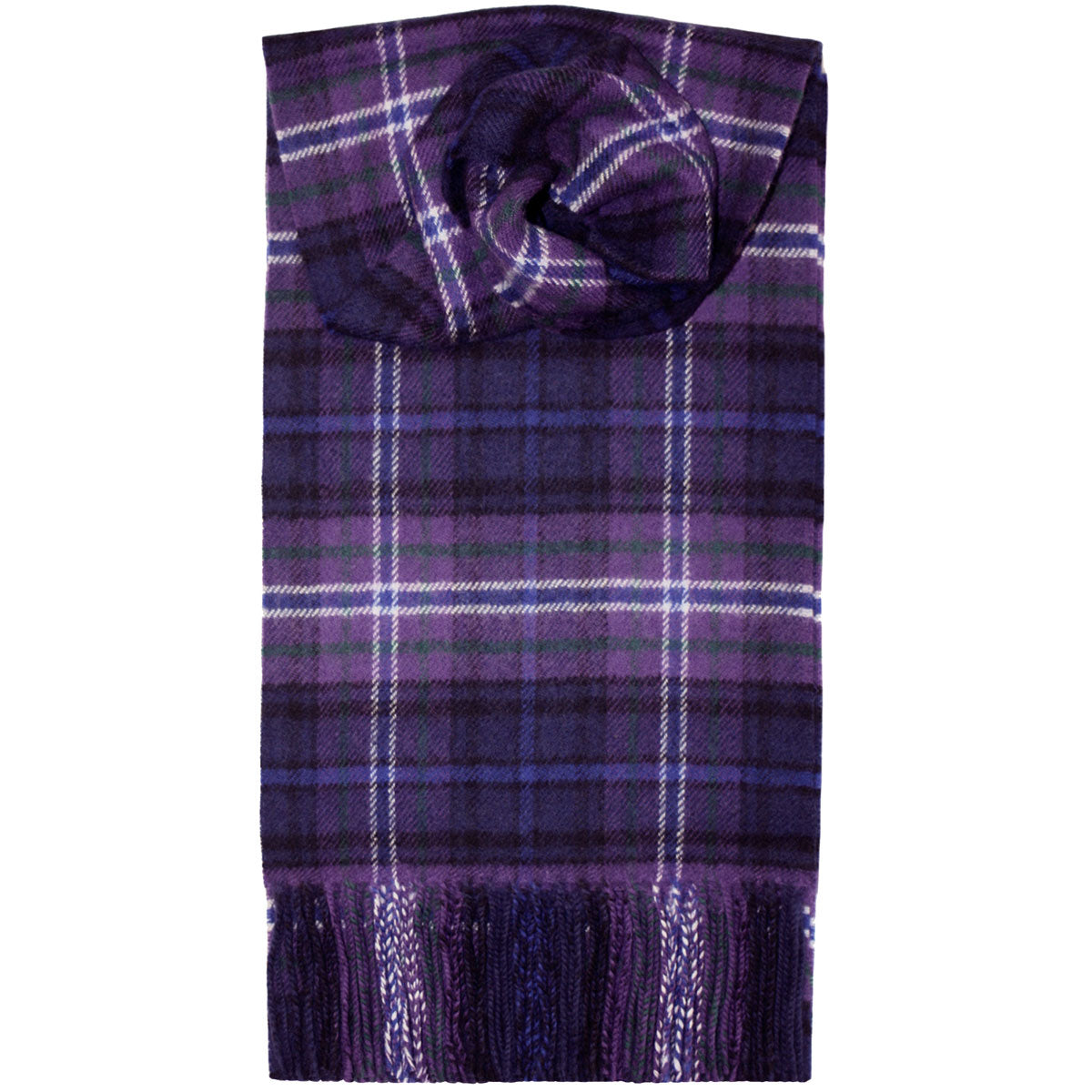 Wool Scarf, Scotland Forever, Modern