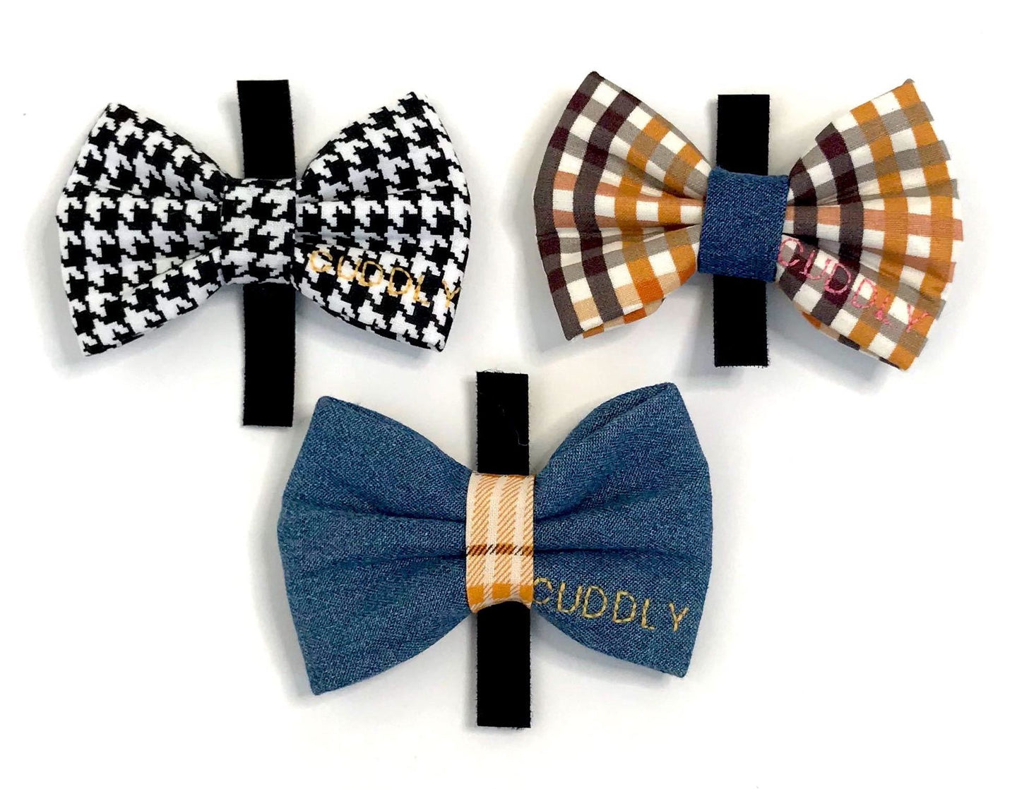 Official CUDDLY Bow Tie Bundle
