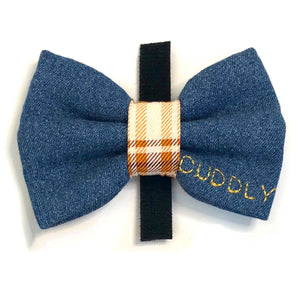 Handmade Official CUDDLY Bow Tie (Single Item)