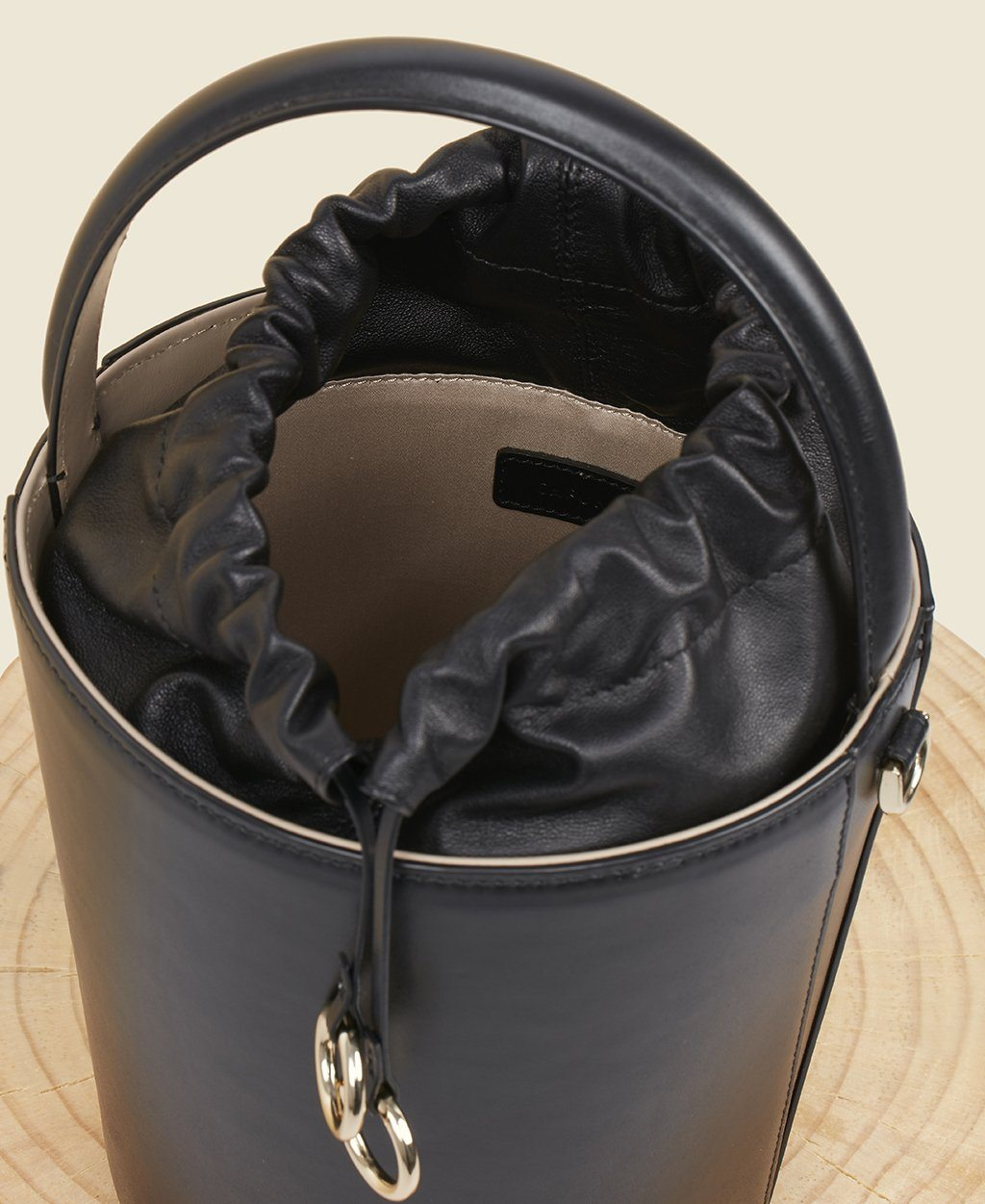 Basket Bucket - Black