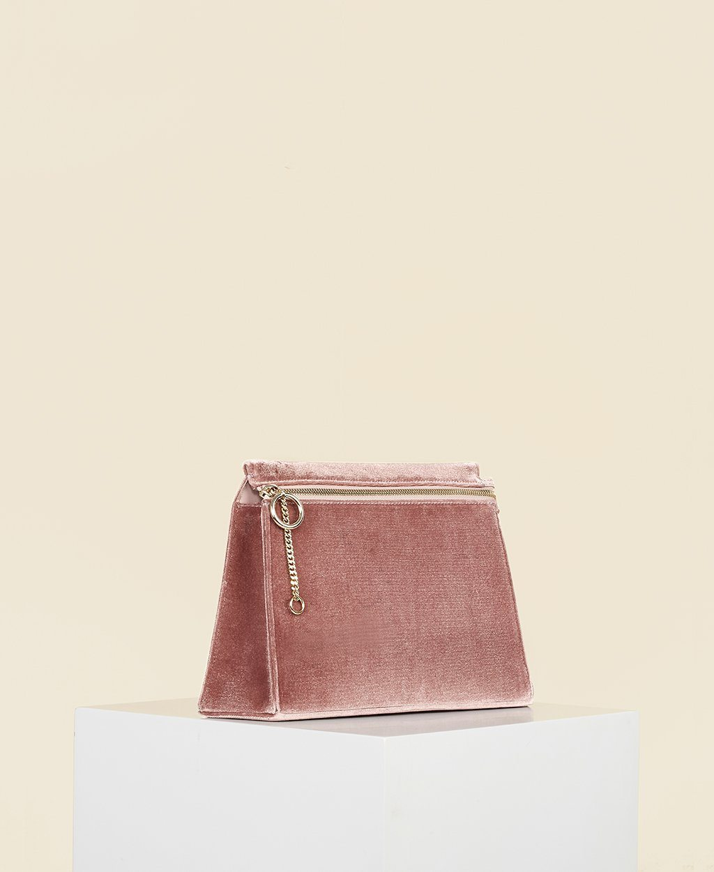 Camber Clutch - Dusty Rose