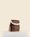 Cafuné Bellows Crossbody in Sierra