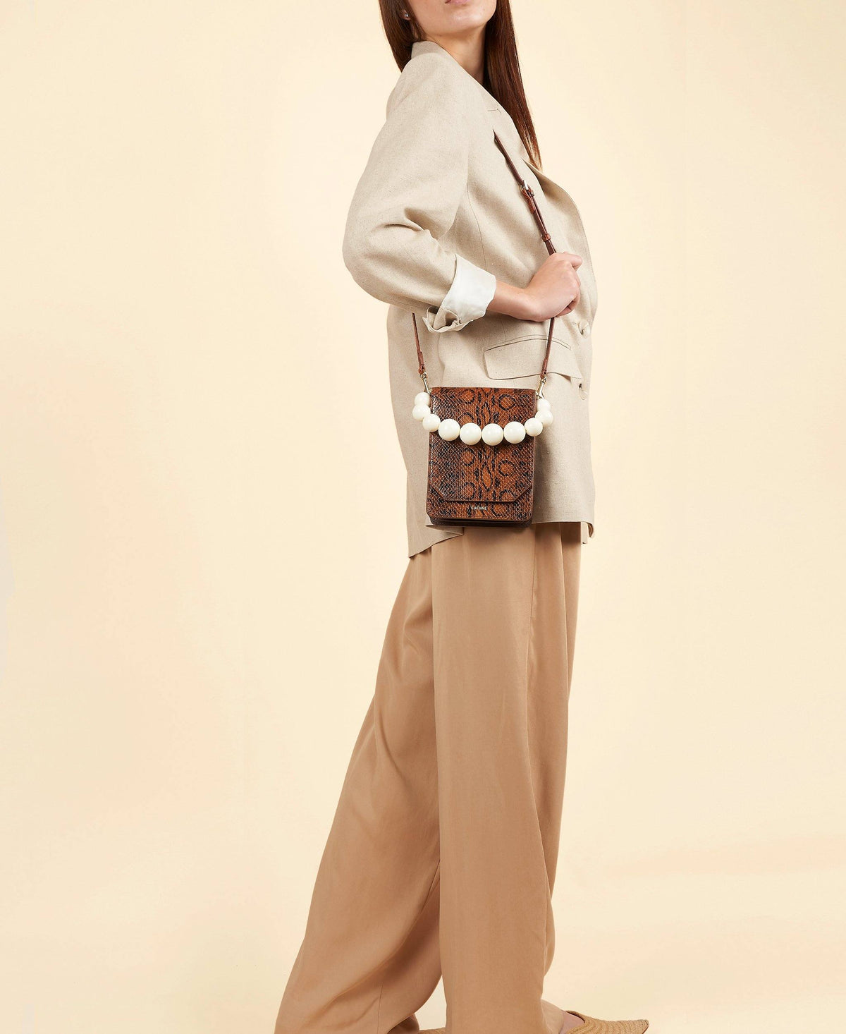 Bellows Crossbody - Sierra