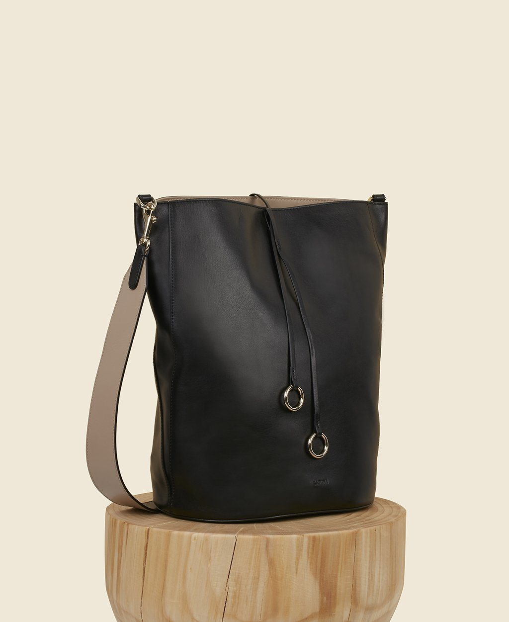 Basket Hobo - Black