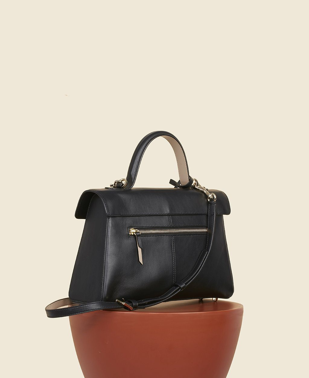 Cafuné Small Stance Bag in Black
