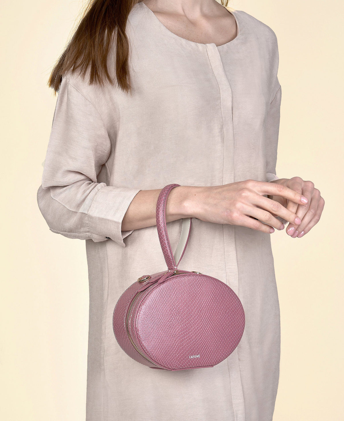 Egg Bag - Mauve