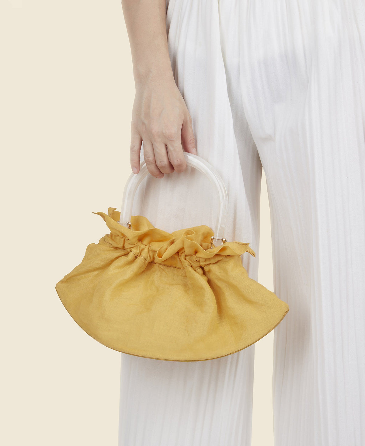 Cafuné Lily Bag in Dandelion