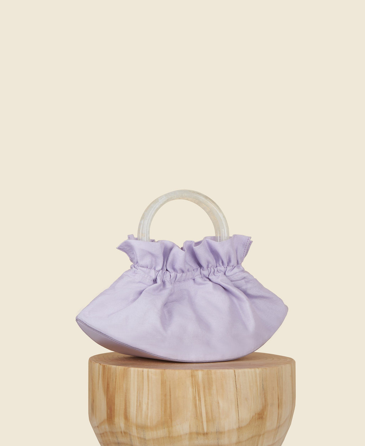 Cafuné Lily Bag in Lilac