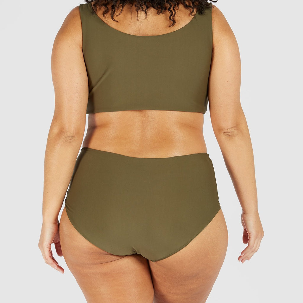 Go Your Own Way / bottom / Olive