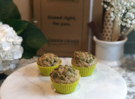homemade edibles muffins
