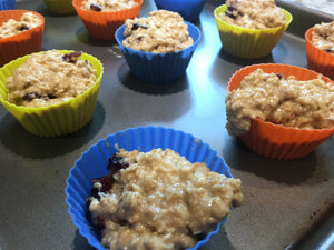 Mini Kit - Legal Muffins (cranberry, almond & pumpkin seed muffins)