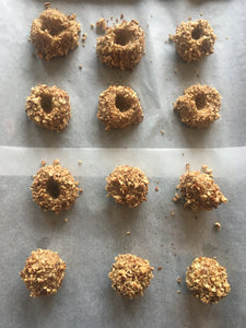 Full Kit - Eat a Bowl Cookies (pecan-encrusted strawberry-filled thumbprints)