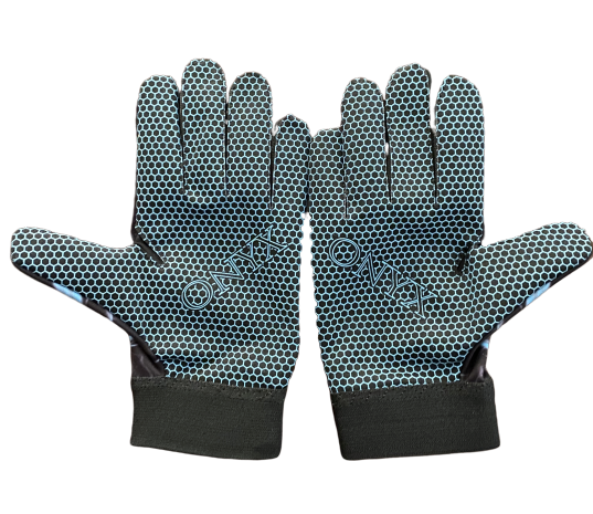 "ONYX KINGS BATTING GLOVES ""BLACK"""
