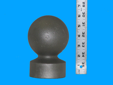 "3"" Ball Cap Finial (BCF-10)"