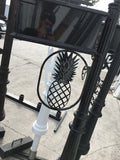 PINAPPLE HIGH QUALITY CAST ALUMINUM MAILBOX - Broward Casting
